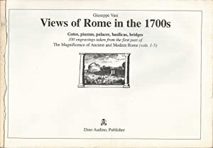 VIEWS OF ROME IN THE 1700S volume 1