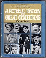 A Pictorial History of the Great Comedians