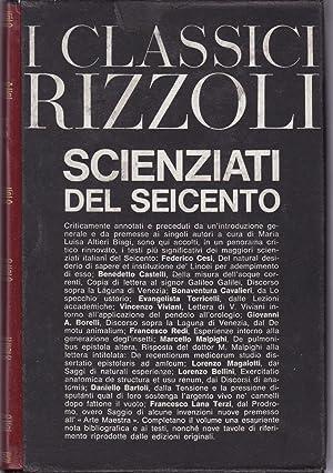 Scienziati del Seicento: AA. VV.