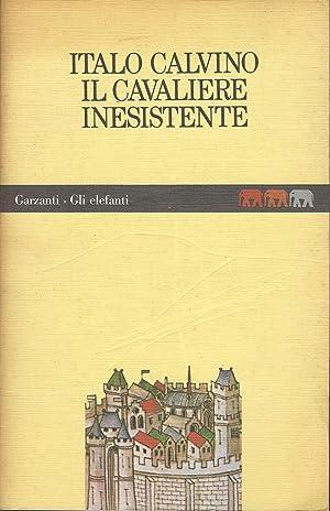 IL CAVALIERE INESISTENTE: Italo Calvino