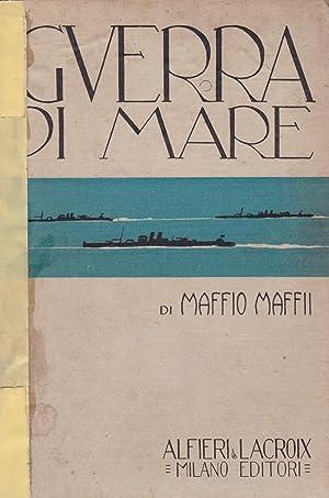 Guerra di Mare: Maffio Maffii (Marco