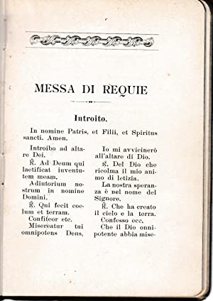 Messa di requie