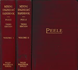 Mining engineers' handbook ( 2 vol. )