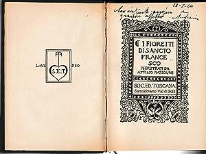 I fioretti di Sancto Francesco: San Francesco