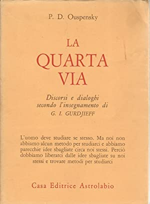 La quarta via: P.D. Ouspensky