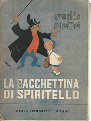 La bacchettina di spiritello
