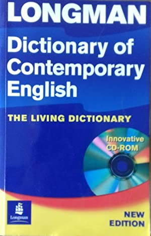 Dictionary of Contemporary English. The living Dictionary