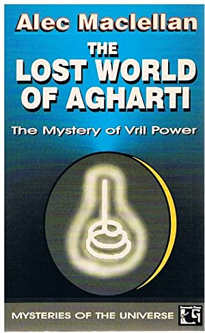 The lost world of Agharti