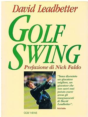 Golf swing: David Leadbetter