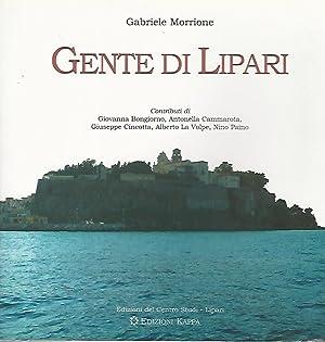 Gente di Lipari: Gabriele Morrione