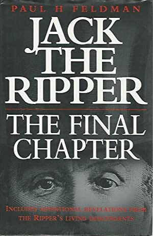 Jack the ripper. The final chapter