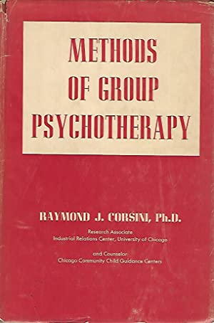 Methods of group psychotherapy