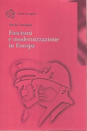 Fascismi e modernizzazione in europa: Nicola Tranfaglia