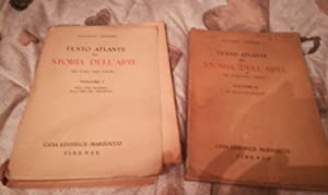 TESTO ATLANTE STORIA DELL'ARTE VOLUME 1-2