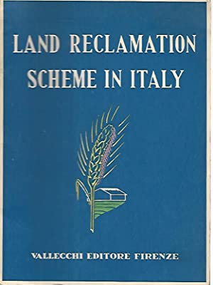 Land reclamation scheme in Italy