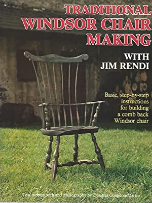 Traditional Windsor chair making