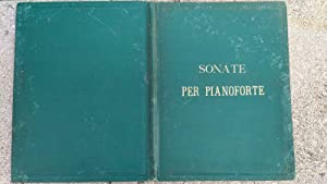 Sonate per pianoforte ( in varie opere)