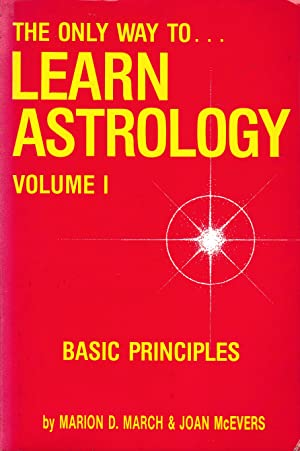 The only way to .Learn Astrology, vol. 1°