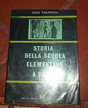 Storia della scuola elementare a Roma: Luigi Volpicelli