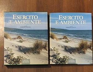 Esercito e ambiente: F. Mancini