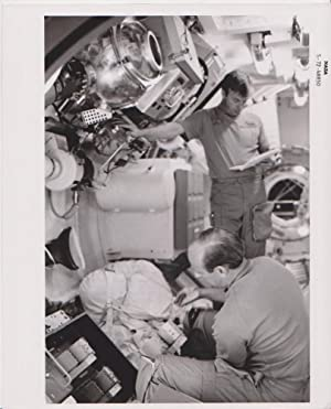 Manned Spacecraft Center, Comandante Charles Conrad Jr., Progetto Skylab