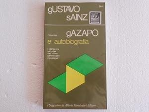 Gazapo e autobiografia [Il Saggiatore, 1969],: Sainz Gustavo