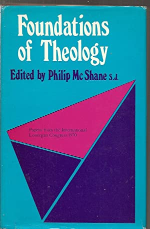 Foundations of theology