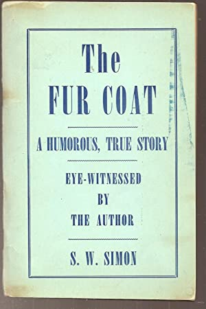 The fur coat a true humorous story from life