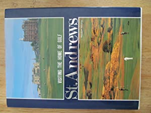 Visiting the home of golf St. Andrews: MASAKUNI AKIYAMA