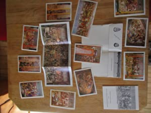 Diego Rivera postales = posters