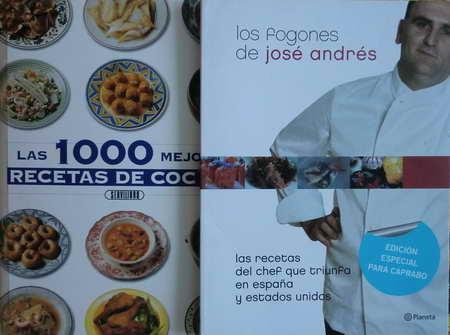 2 Spanisch Kochbücher Las 1000 Mejores