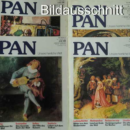 19 PAN Ausgaben Unsere herrliche Welt: 12: Burda, Franz /