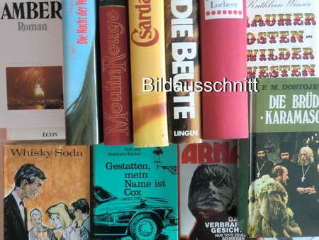 14 Hardcover-Bücher: Csardas / Amber / Die: Pearson / Pearson