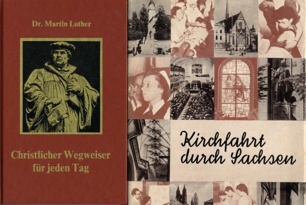 2 Bücher: Christlicher Wegweiser für jeden Tag: Luther, Martin Dr.