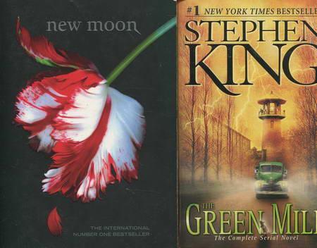 2 Englische Bücher: The Green Mile /: King, Stephen /