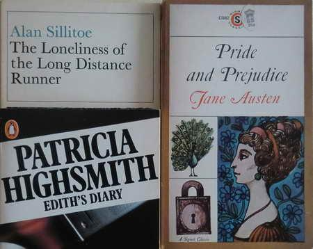 3 Englische Bücher: Pride and Prejudice /: Highsmith, Patricia /