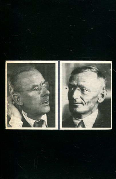 Briefwechsel: Hesse, Hermann /