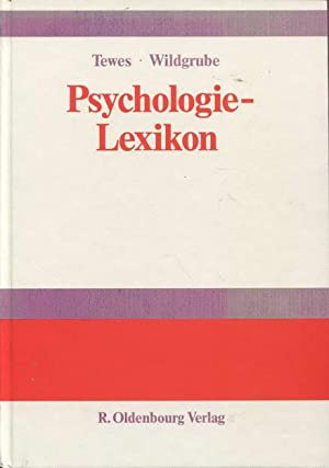 Psychologie-Lexikon: Tewes, Uwe /