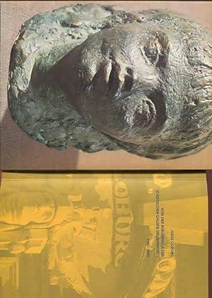 2 Bücher: Raimondo Puccinelli Bronzeskupturen - Zeichnungen: Städtische Galerie Delmenhorst