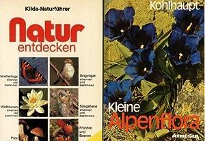 2 Bücher: Kilda-Naturführer Natur entdecken / Kleine: Bezzel, E. /