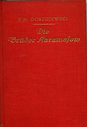 Die Brüder Karamasow - 2. Teil: Dostojewski, Fjodor M.