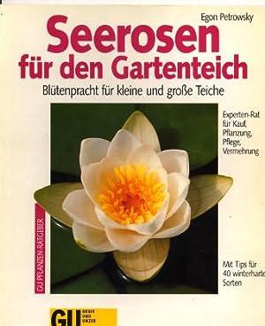 9783774217928: Seerosen Für Den Gartenteich. Blütenpracht Für ... Gartenteich Mit Seerosen Sorten