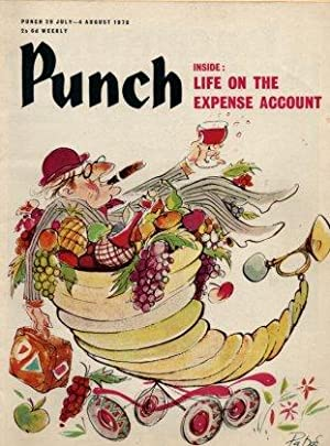 PUNCH 29 July - 4 August 1970 Inside: LIFE ON THE EXPENSE ACCOUNT