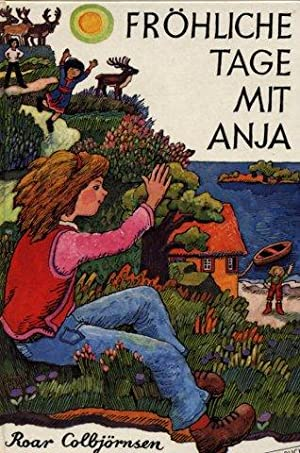 Fröhliche Tage mit Anja