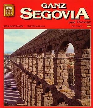 Ganz Segovia und Provinz: Herrero Sanz, Maria