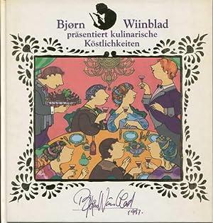 Björn Wiinblad präsentiert kulinarische Köstlichkeiten: Wiinblad, Björn