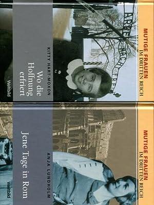 2 Bücher Mutige Frauen im Dritten Reich: Hart-Moxon, Kitty /