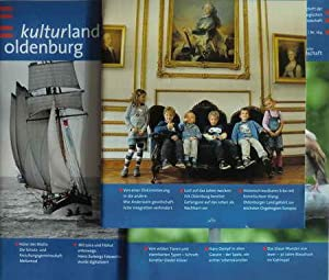 3 Zeitschriften: Kulturland Oldenburg Nr. 164 August 2015 / Nr. 165 November 2015 / Nr. 166 Febru...