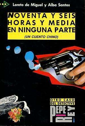 Noventa Y Seis Horas Y Media En: de Miguel, Loreto