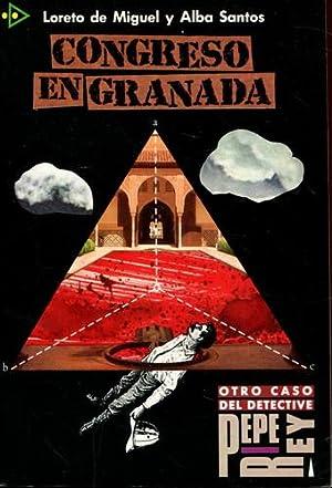 Congreso en Granada. Niveau 5: de Miguel, Loreto